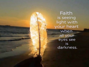 """""""For God, who said, """"Let light shine out of darkness,"""" made his light shine in our hearts to give us the light of the knowledge of God's glory displayed in the face of Christ."""""""