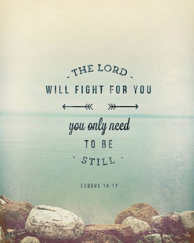 The lord will fight for you.jpg